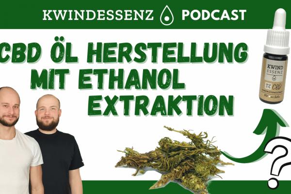 Comment fabriquer de l'huile de CBD?