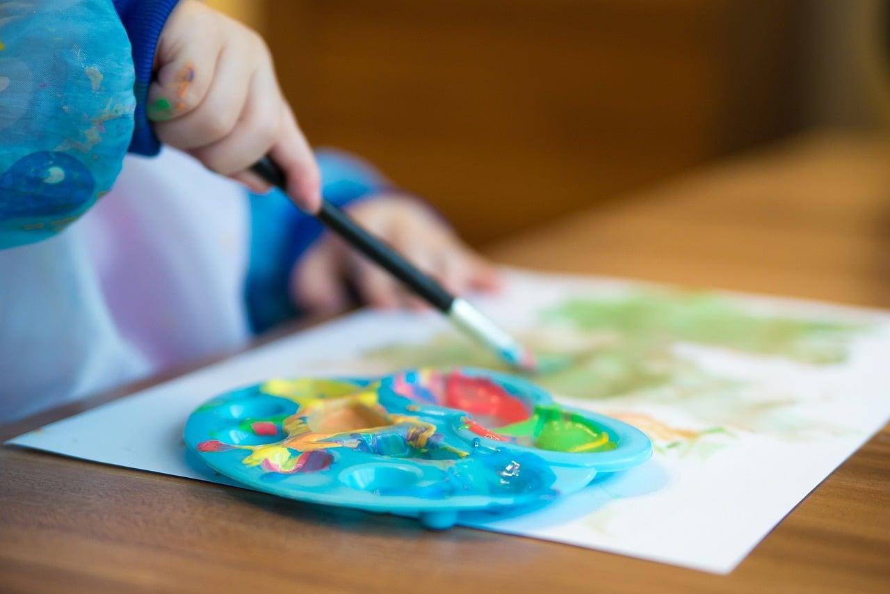 Quelle activité faire avec son enfant de 2 ans ?