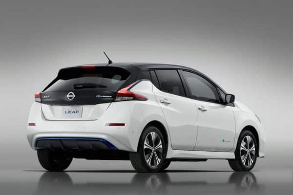 Pourquoi réserver un essai de la Nissan LEAF chez les concessionnaires ?