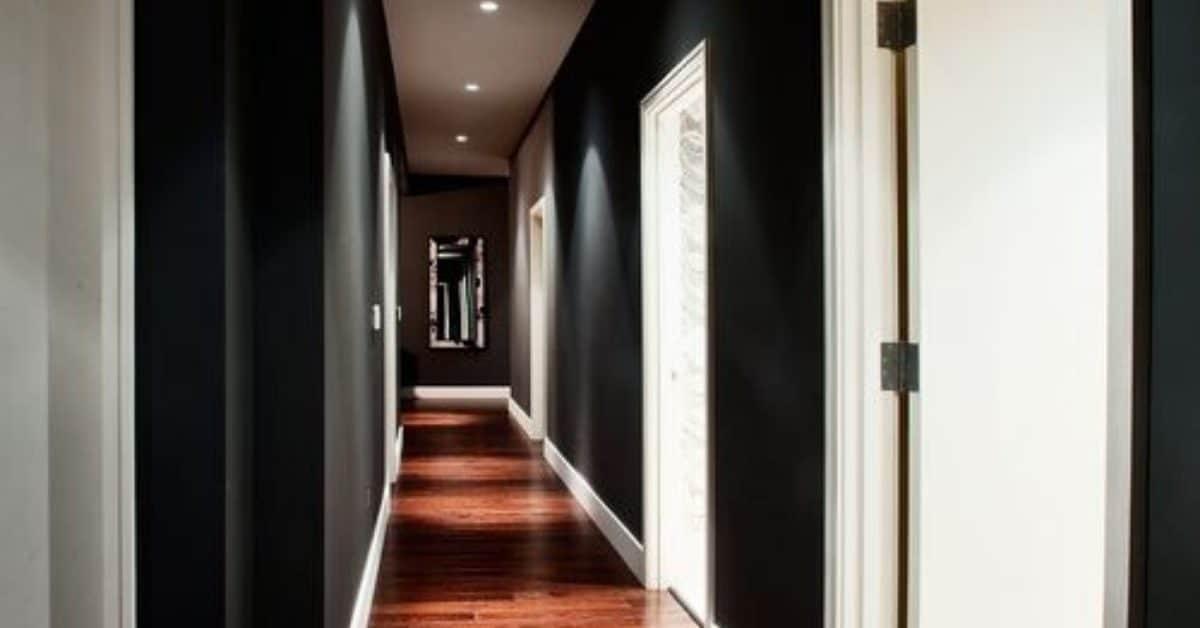 Quel couleur de papier peint pour une entrée ?