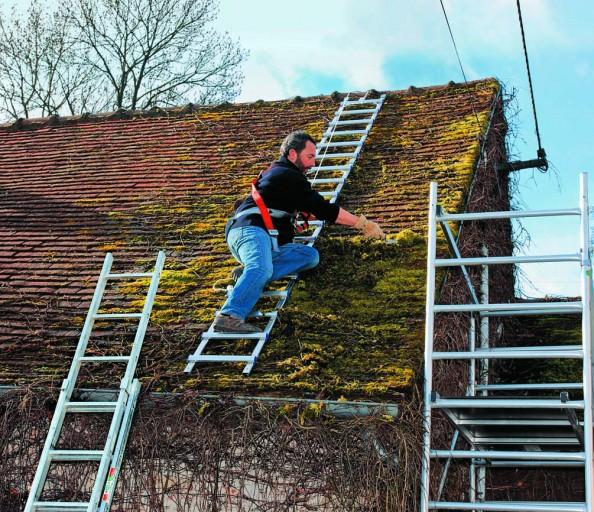 Quel pulvérisateur pour toiture ?